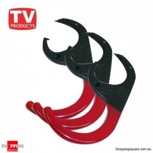 3x Storage Hanger Hooks - As Seen On TV