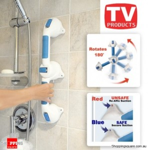 Dual hand Portable Bathroom and Household Safety Bar