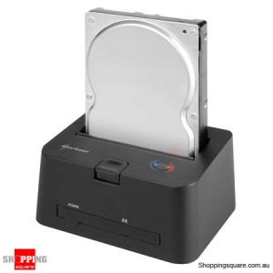 Sharkoon QuickPort Combo SATA/IDE HDD Docking Station