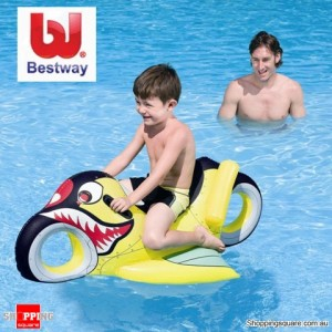 Bestway Jet - Inflatable Cycle Ride-on