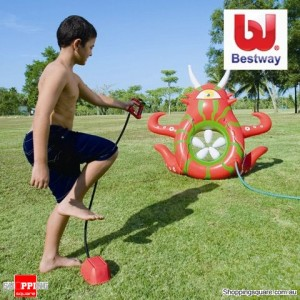 "Bestway 1.45m Monster Teeth Hunting with Super-stomp Blaster - 52"" Cyclops Attack"