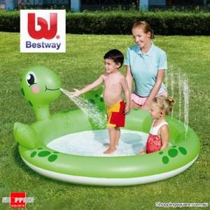 Bestway 1.77M Interactive Turtle Play Pool