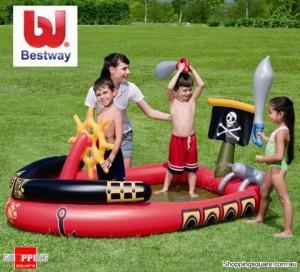 Bestway Splash and Play - Pirate Play Pool