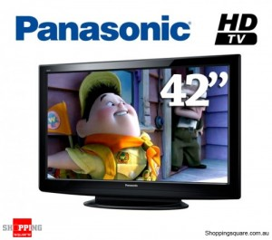 "Panasonic VIErA 42"" (106cm) HD Plasma TV"
