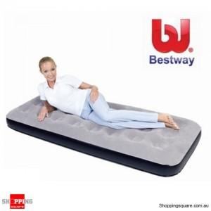 Bestway Flocked Air Bed - Single