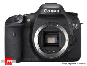 Canon EOS 7D Body SLR Camera