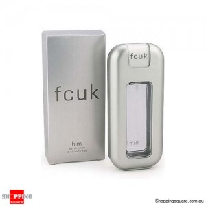 FCUK Him 100ml EDT by FCUK