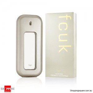 FCUK Her 100ml EDT by FCUK