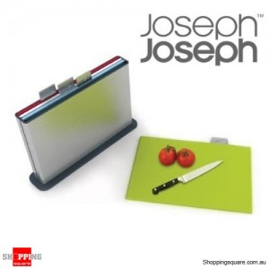 Joseph Joseph Index Chopping Board - Steel