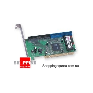 ULTRA ATA133 PCI IDE CONTROLLER CARD