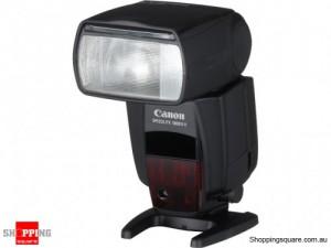 Canon Speedlite 580EX II Flash Light