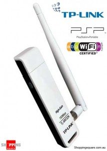 TP-Link 150Mbps Wireless High Gain USB Adapter
