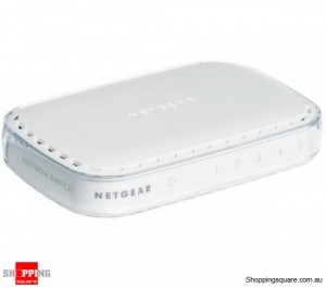 Netgear FS605 5-Port 10/100 Switch
