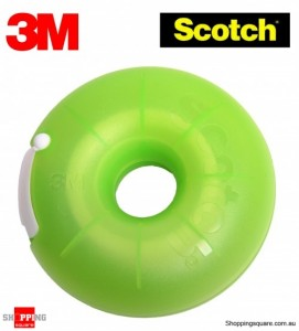 3M Donut Shaped Scotch Tape Dispenser