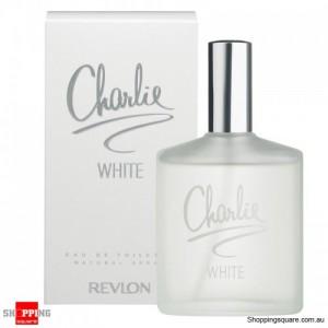 Charlie White 100ml EDT by Revlon