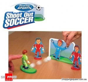 Desk Top Sports - Shoot Out Soccer