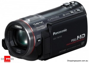 Panasonic HDC-TM700 Video Camera Black