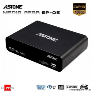 Astone Media Gear EP-05 Full HD 1080p HDMI Media Player