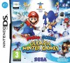 NDS Mario and Sonic at the Olympic Winter Games