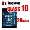 Kingston 16GB SDHC Card Extreme Class 10 SD10G2/16GB
