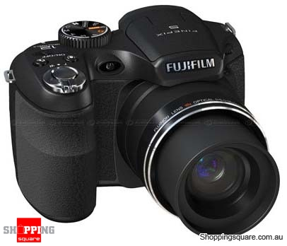 Fujifilm FinePix S1600 Digital Camera Black