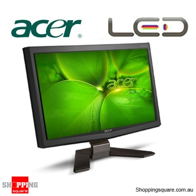 Acer X193HQL 185 LED Monitor LCD 5ms