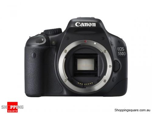 Canon EOS 550D Body Digital SLR Camera