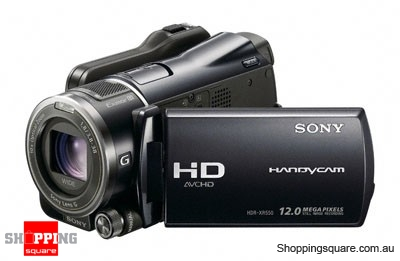 Sony HDR-XR350 Hard Drive Handycam