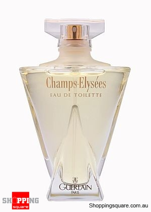 champs elysees 100ml edt by guerlain online shopping shopping square com au online bargain. Black Bedroom Furniture Sets. Home Design Ideas