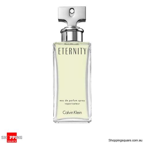 CK Eternity 100ml EDP by Calvin Klein For Women Perfume