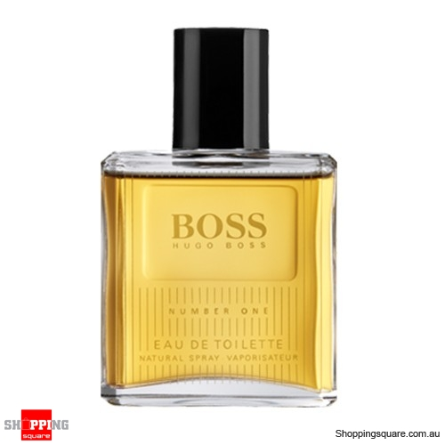 Boss No.1 125ml EDT by Hugo Boss SPRAY Men Perfume