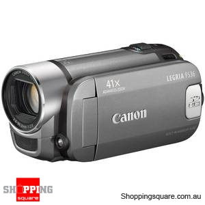 Canon Legria FS-36 Digital Video Camera
