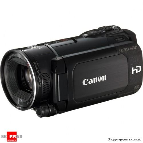 Canon Legria HF-S21 Digital Video Camera