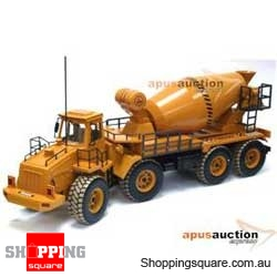 Remote Control Construction Vehicle - Concrete Truck