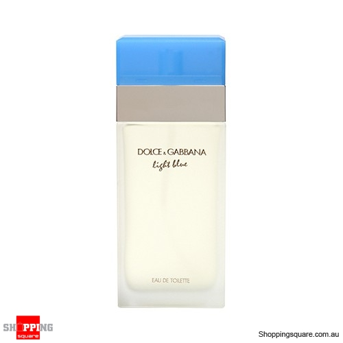 D&G Light Blue by Dolce & Gabbana 100ml EDT