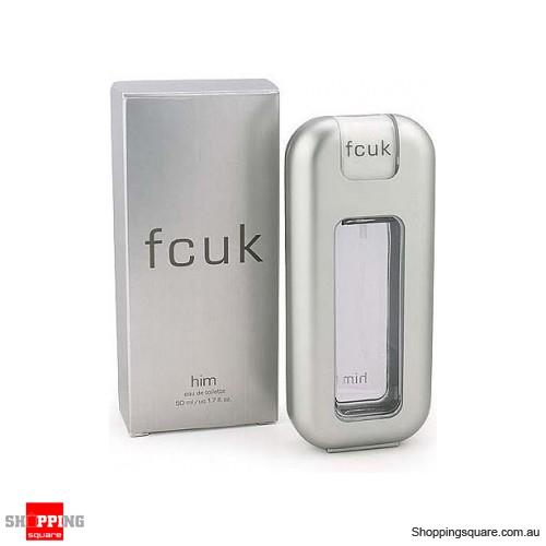 FCUK Him 100ml EDT by FCUK