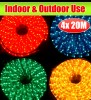 4 x 20m Outdoor / Indoor Christmas Rope lights