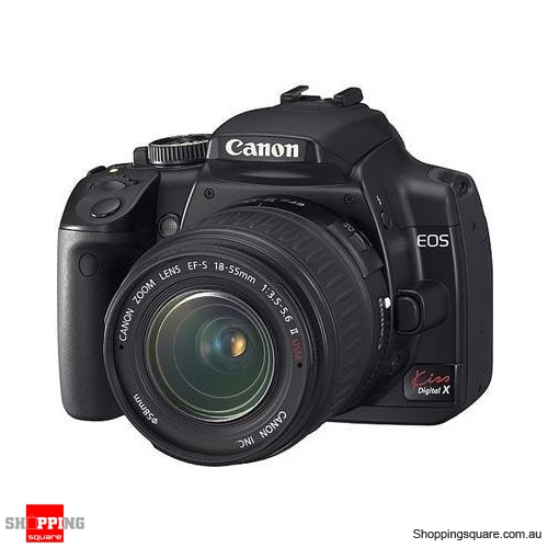 Canon EOS 550D + 18-55mm lens only $459.95 from Shopping Square