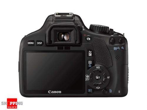 Canon 550D с полноценным HD-видео и 18 Мп.