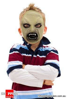 Glow in Dark Scary Mask