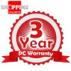 PC System Assembling, 3-Year RTB Labour Warranty