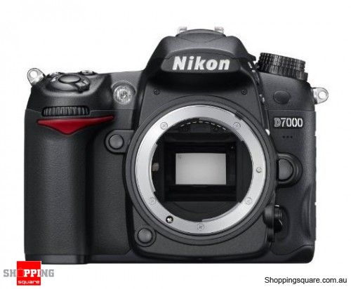 Nikon D7000 Digital SLR Camera - Body Only