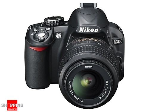 Nikon D3100 Kit (18-55mm) DSLR Digital Camera $588.95 delivered from Shopping Square