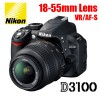 Nikon D3100 Kit (18-55mm) DSLR Digital Camera