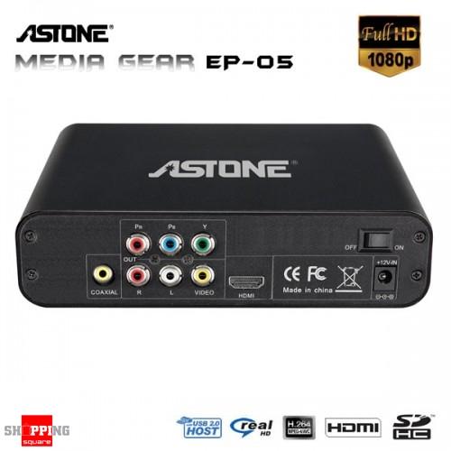 Full Hd Media Player 1080p Download Hdtv 1080p Resolucion Led 55 Lg Uhd 4k Smart Tv Uk6350 Camera Replay Xd 1080 Mini: Astone Media Gear EP-05 Full HD 1080p HDMI Media Player