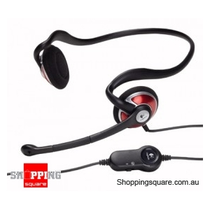 Logitech Clear Chat Style Headset (981-000019)