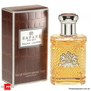 Safari Men by Ralph Lauren 125ml EDT