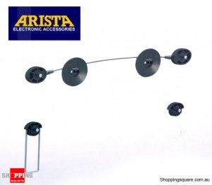 """Arista  Ultra Compact Wall Mount Bracket for LED TVs up to 55"""" (140cm)"""