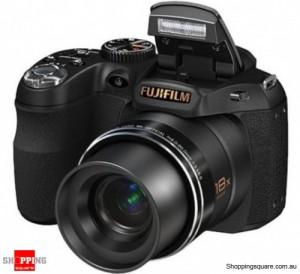 Fujifilm FinePix S2800HD Digital Camera Black