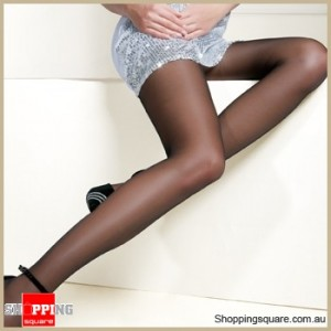 Sheer 20D Tights Panty hose - Black